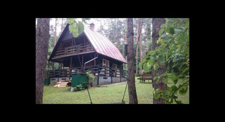 ZĽAVA- Rekreačná chata v Zlatníckej doline v Skalici