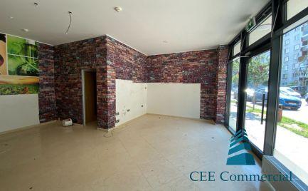 Obchodný priestor na prenájom, Mierová ulica, 90 m2