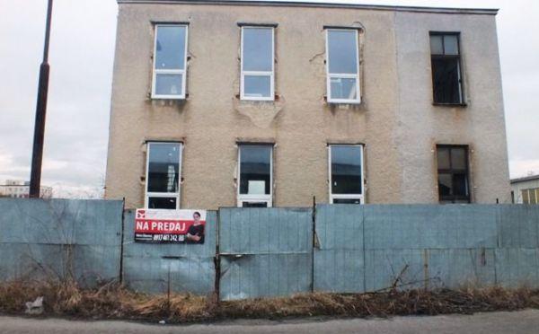 EXKLUZÍVNE- Budova bývalej trafostanice v Prievidzi, ul. Podjazdová