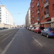 Obchodný priestor na prenájom 60m2, ul. Krížna, BA I - Staré Mesto