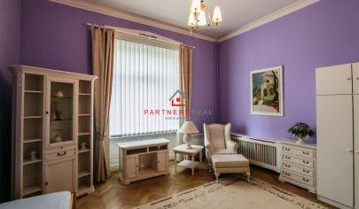 LUXUSNÝ 5-izbový byt pre náročného klienta, sauna, garáž, 167m2, Štefánikova ul. CENTRUM