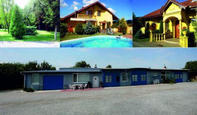 ZLATÉ MORAVCE 5 camere da letto villa, terreno 8663 m2, Repubblica Slovacca