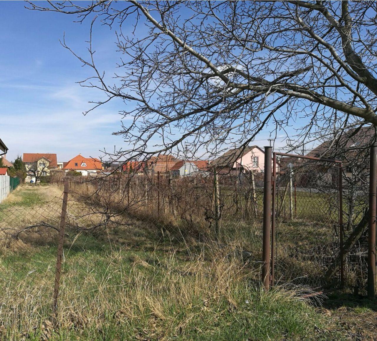 Areté real, Predaj priestranného stavebného pozemku s dobrým prístupom v obci Viničné