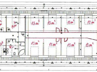 MAXFIN REAL - Prenájom 13 miestností  vhodných na ubytovanie