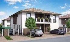 Nové byty s vlastnou záhradou a parkoviskom v obci Veľké Úľany-predaj