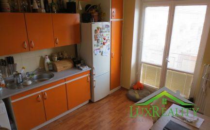 EXKLUZÍVNE 1-izb. byt s balkónom, NMn/V - REZERVOVANÉ