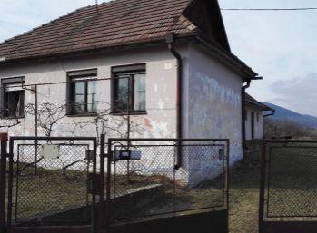 EXLUZíVNE - vám ponúkame rodinný dom v tichej obci Bačkov iba 31 km od Košíc