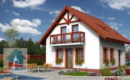 VEĽKÉ CHLIEVANY - Rodinný dom na predaj/ NOVOSTAVBA/pozemok 513m2