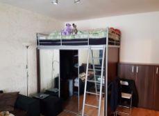 Predaj čiastočne zariadeného 1-izbového bytu, ul. Bieloruská, BA II- Podunajské Biskupice