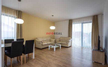 Prenájom 3 izb. byt + francúzsky balkón, parkovacie miesto, MESTSKÁ VILA, Košice JUH