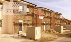 PREDAJ, radový rodinný dom č.4  NOVOSTAVBA v Holiciach s pozemkom 289m2 REZERVOVANÉ