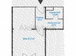 Predaj 1 izb. bytu na Drieňovej ul. s loggiou, po kompletnej rekonštrukcii.