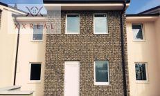 PREDAJ, radový rodinný dom č.3  NOVOSTAVBA v Holiciach s pozemkom 208,3m2