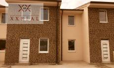 PREDAJ, radový rodinný dom č.2  NOVOSTAVBA v Holiciach s pozemkom 208,3m2
