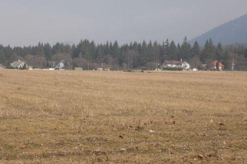 Slnečný pozemok na výstavbu rodinných domov Kunerad-Stránske