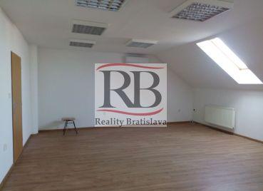 Kancelárie na prenájom, Ul. Svornosti, Bratislava II