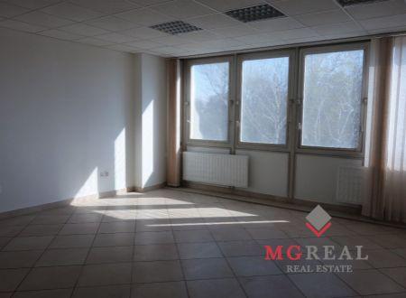 Kancelárske priestory, aj malé kancelárie, Bratislava-Ružinov, Tomášikova, internet v cene