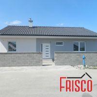 Rodinný dom, Gáň, 100 m², Vo výstavbe