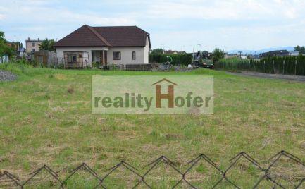 Dva pozemky v Nižnej Šebastovej, 500m2, MHD, IS, Prešov
