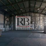 Skladovo-výrobné priestory,1350m² v Kostolišti, 2 km od Malaciek