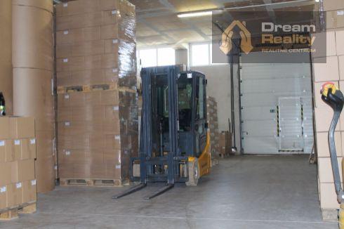 Prenájom výrobných/skladových priestorov 504 m2