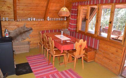 Krásna chata v Karpatoch , kúsok od Bratislavy - Modrá - Harmónia ,časť Piesok L2.