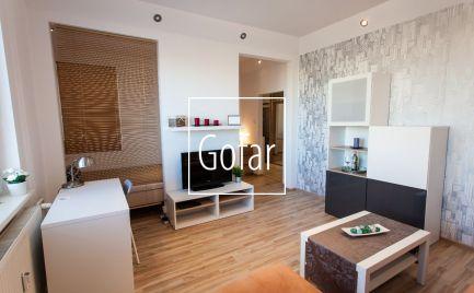 1.5 izbový zariadený byt po rekonštrukcii, Bratislava II, Kozmonautická ul. 44m2