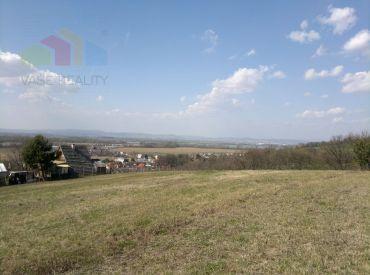 174122 Pozemok Sokolovce 5531 m2- Piešťany 7 km - Nádherný výhľad