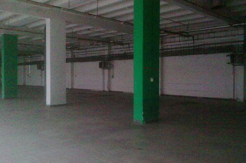 Predaj haly 4700 m2 v Čadci