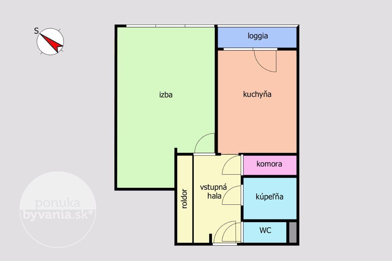ponukabyvania.sk_Tichá_1-izbový-byt_archív