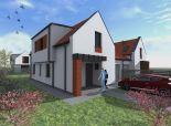 Predaj, 88 m2 RD Bezenye, garáž, 372 m2 pozemok