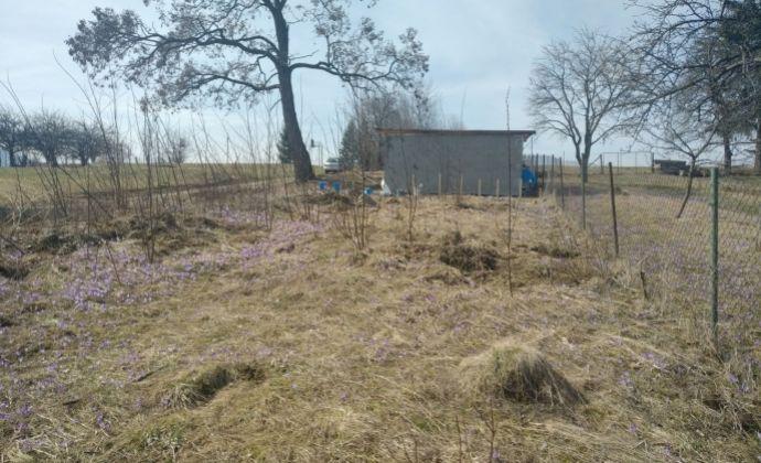 Pozemok pod Západnými Tatrami v obci Jamník