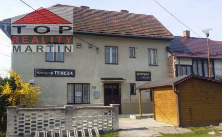 Podnikateľský objekt, ( obchod, pohostinstvo)  Turany