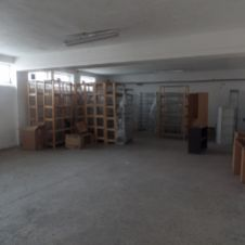 Skladový priestor 85 m2 v BA III - Novom Meste