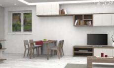 PREDAJ, 2-izbový byt v projekte Byty Soblahov