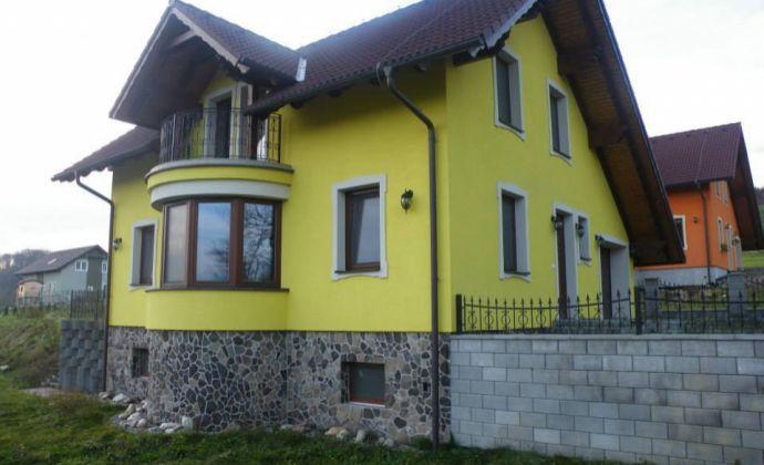 Novostavba RD v Pruskom, 1242 m2 pozemok