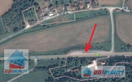 OKRES BN - BREZOLUPY - časť JERICHOV/ parkovisko na predaj príp. na prenájom/ 2300 m2