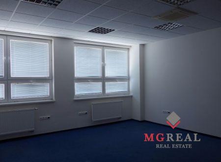 Kancelárie v Ružinove, výborná lokalita, Hraničná, parkovanie, 36-100m2, skladové priestory