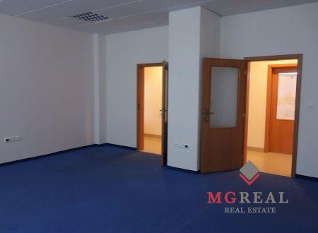 Dvojkancelária, cca 53 m2, výhodná poloha, Bratislava-Ružinov, Hraničná, parkovanie v cene