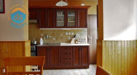 Na predaj byt 3+1, 82 m2, balkón + garáž, Červený Kameň