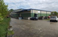 Výrobno-skladová hala v Devínskej Novej Vsi