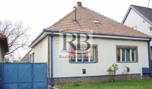 Reality Bratislava Rodinny Dom Na Predaj Jablonec