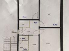 ACT REALITY- veľkometrážny 3 - izb. byt s loggiou, komorou, 83 m2