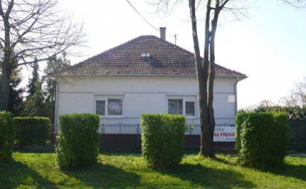 Vidiecky dom s veľkou záhradou s viacúčelovým využitím