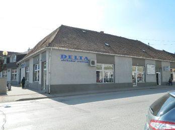 Predáme obchodné priestory v centre mesta Sereď