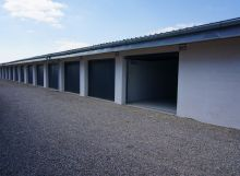 NOVOSTAVBA  garáže  28 m2, sídl. SNP