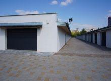 NOVOSTAVBA veľkej garáže 68 m2, na sídl. SNP