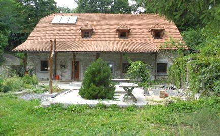 NOVÁ CENA - Rodinný dom (menší rodinný penzión, chalupa, firemná chata), Štiavnické Bane