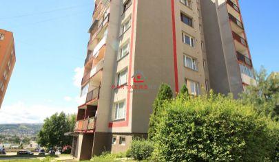 Ekluzívne,2 izb.byt s výhľadom na Košice,predaj,Košice - Kurská ul.