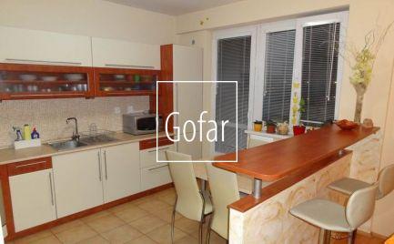 3 izbový zariadený byt s balkónom v novostavbe, Bratislava-Vrakuňa